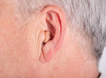 have hearing aid