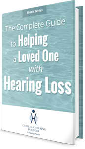 loved one hearing loss book